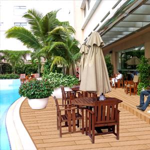 Sàn gỗ hotel & resort