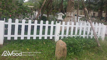 AWood – Vật liệu hoàn thiện cho hàng rào và cổng
