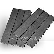 vỉ gỗ nhựa awood DT07