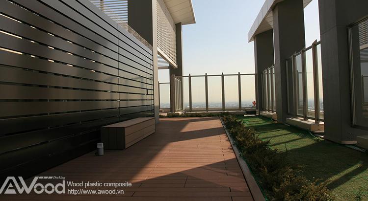 đặc tính gỗ nhựa có độ bền cao