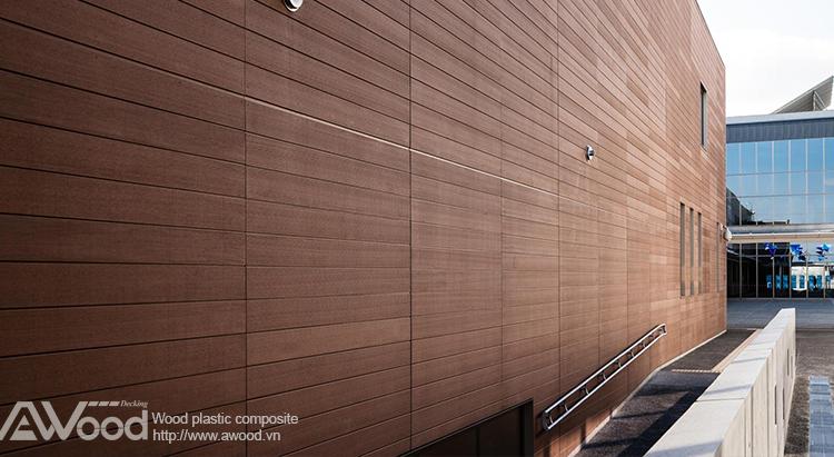 gỗ awood ốp tường