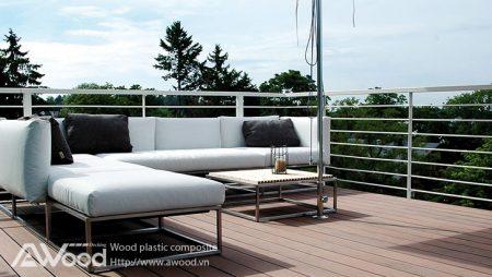Những lý do bạn lựa chọn gỗ nhựa AWood